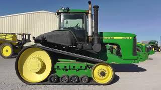 Tractor John Deere 9400T Sound !