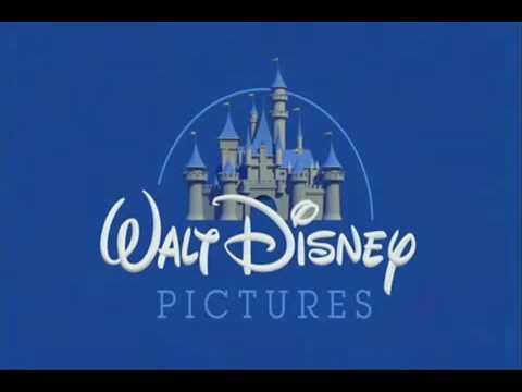 Walt Disney Pictures logo 2010!