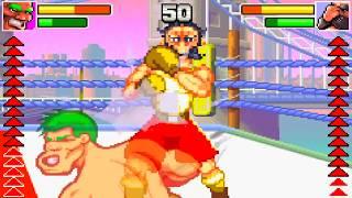 Punch King Arcade Boxing (Game Boy Advance)