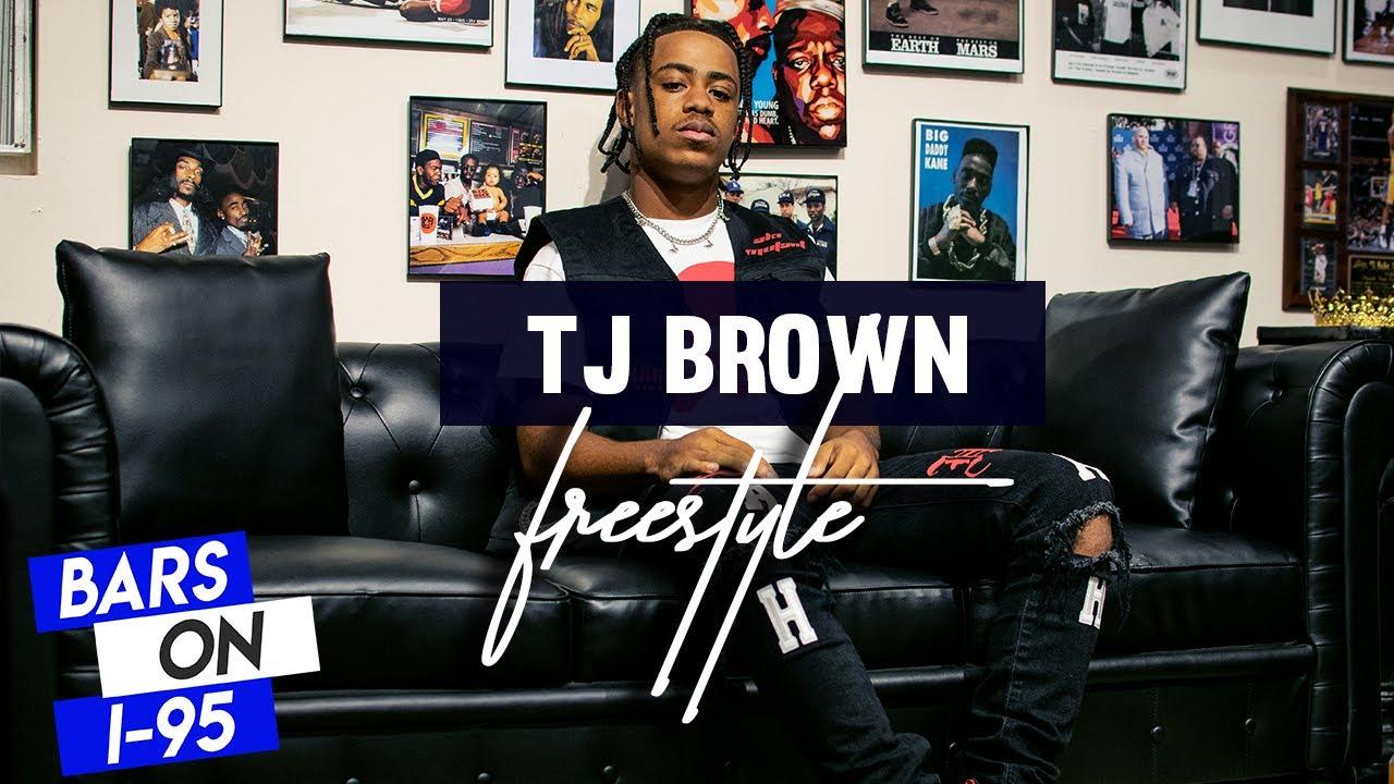 TJ Brown Bars On I-95 Freestyle