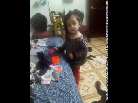 Baby Anaya viral video..  Meri Maa pta hai. 😂