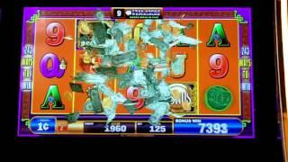 Bally - Blazing Dragons Slot Bonus