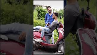 Tik Tok funny video. By two boys... Make always funny video 😂😂😂😅😇