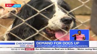 Demand for dogs up: Price of dogs said to have shot up as some people opt to pets for companion