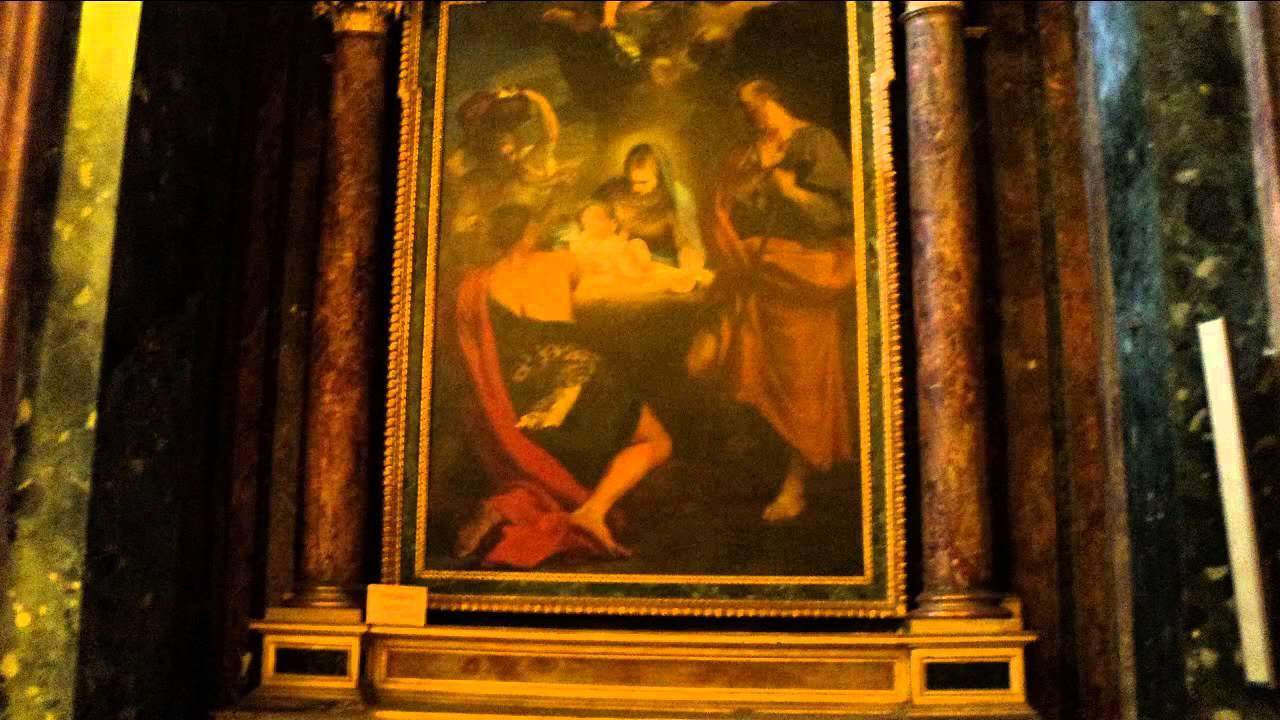 Chiesa di san giuseppe dei falegnami roma youtube for Di giuseppe arredamenti roma