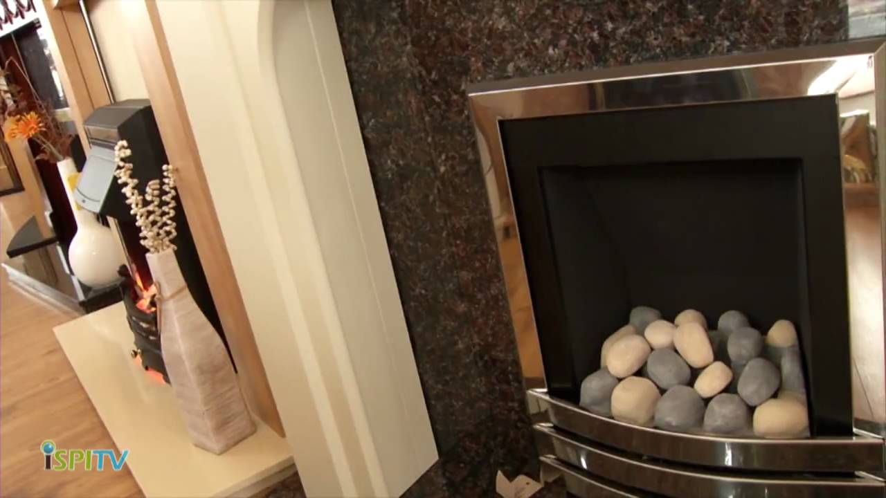 Ispi Tv Touch Of Class Fireplaces Leigh Youtube