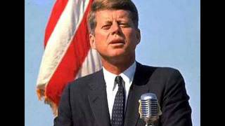 TRIBUTE TO JOHN F. KENNEDY - 35TH PRESIDENT OF THE UNITED STATES