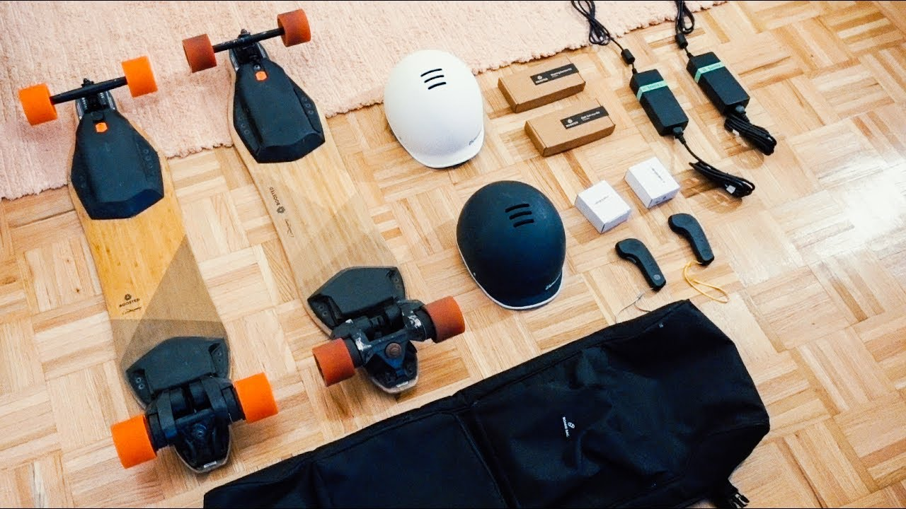 Best Boosted Board Accessories How To Travel With Electric Skateboards