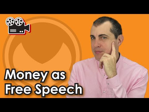 Money as Free Speech - Zürich 2016