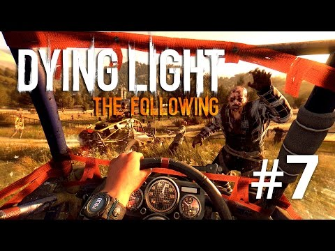 Dying Light : The Following | Max cauta antidotul | Episodul 7