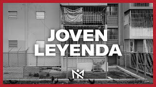 Myke Towers - Joven Leyenda (Lyric Video)