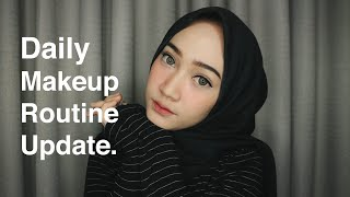 Gambar cover DAILY MAKEUP ROUTINE UPDATE! - SIN.SR