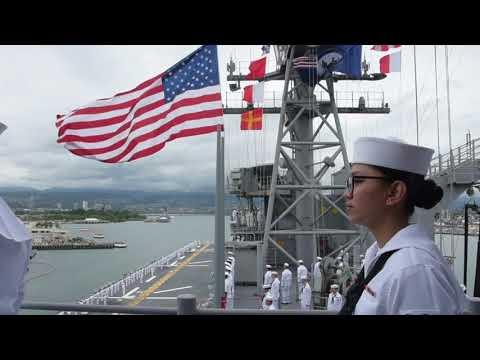 Aloha, USS Bonhomme Richard (LHD 6)!