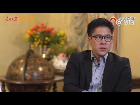 Kenneth Fok interviewed by People's Daily