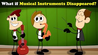 What if Musical Instruments Disappeared? | #aumsum #kids #science #education #children