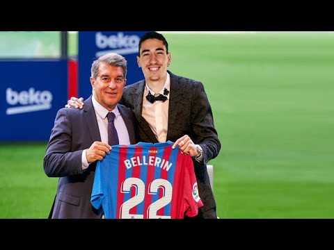 Hector Bellerin Welcome To Fc Barcelona  😮😱 The New Dani Alves
