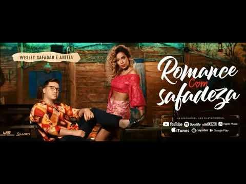 Wesley Safadao e Anitta - Leite Condensado Romance Com Safadeza Playback