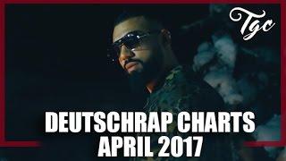 TOP 20 DEUTSCHRAP CHARTS - APRIL 2017
