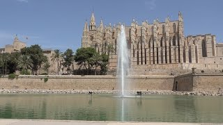 Mallorca - Palma Cathedral La Seu in 4K (Ultra HD)