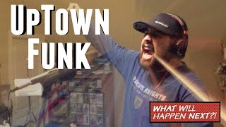 Uptown Funk Cover Mark Ronson ft. Bruno Mars - (Caleb Hyles)