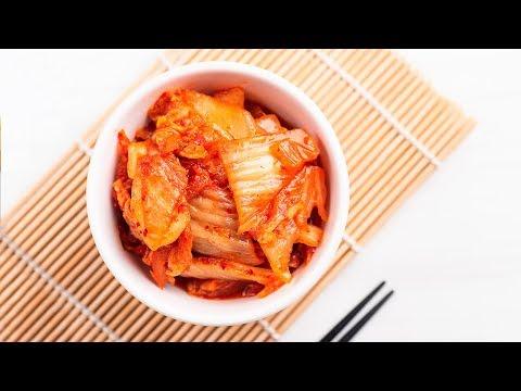 Кимчи. Корейская кухня. Рецепт от Всегда Вкусно!