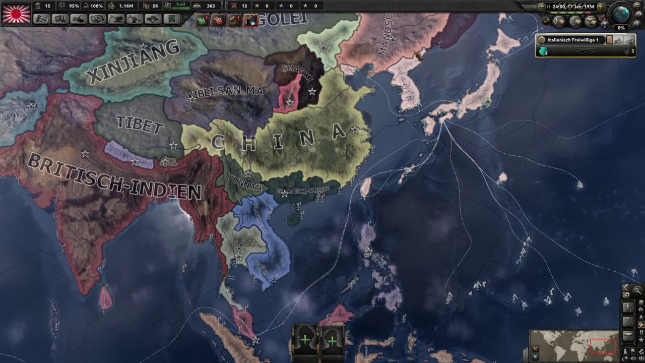 Hearts Of Iron 4 Japan Tipps