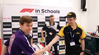 F1 In Schools Qld State Finals
