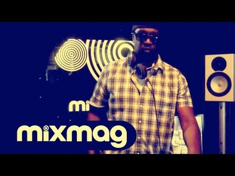 TODD TERRY classic house set in The Lab LDN