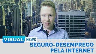 SEGURO-DESEMPREGO PELA INTERNET | Visual News