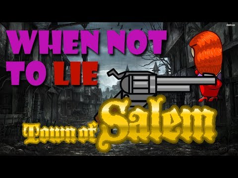Mafia When Not To Lie | Town of Salem Ranked Practice