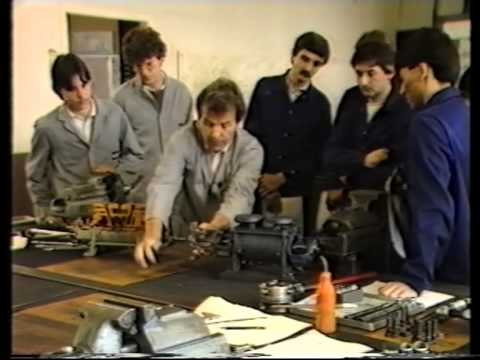 Ausbildung in den 80ern: Chemikant in der BASF (Verfahrenstechnik, Labortechnik)