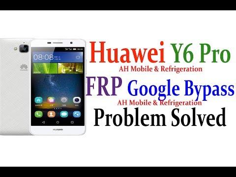 Huawei Y6 Pro TIT-U02 Android 5 0 Lollipop FRP Google