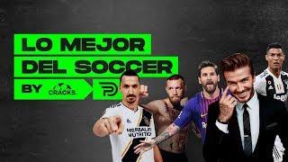 ¿Cristiano Ronaldo o Messi jugando en Miami? Lo mejor del futbol USA by Cracks