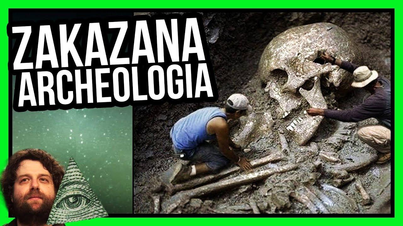 Zakazana Archeologia – Ukryta Prawdziwa Historia Świata i Polski