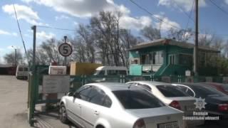 Задержание банды, грабившей валютчиков в Запорожье