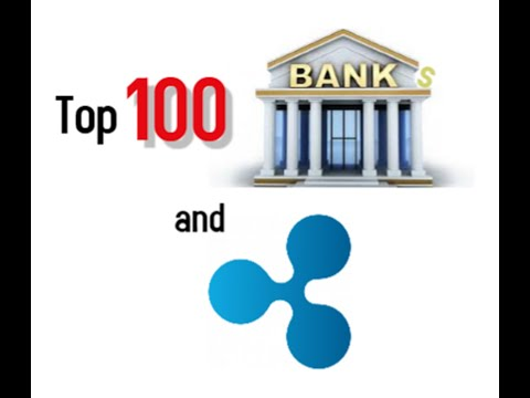 The World's 100 Largest Banks in The World | Top 100 Richest Banks in The World