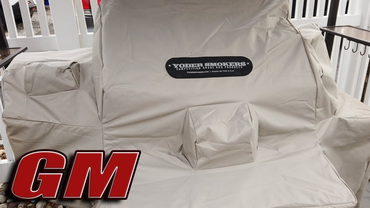 New Yoder Smokers YS640 Pellet Grill Cover Review
