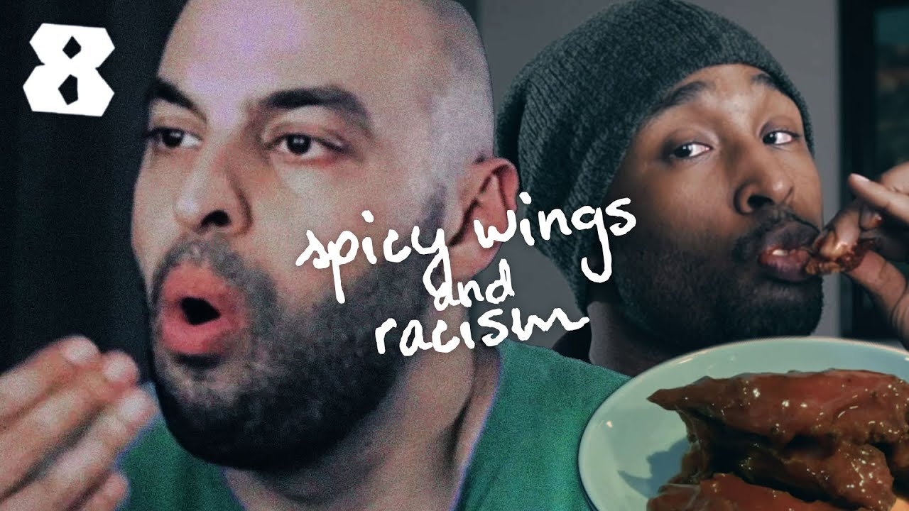 Scene 8 - Spicy Wings and Racism
