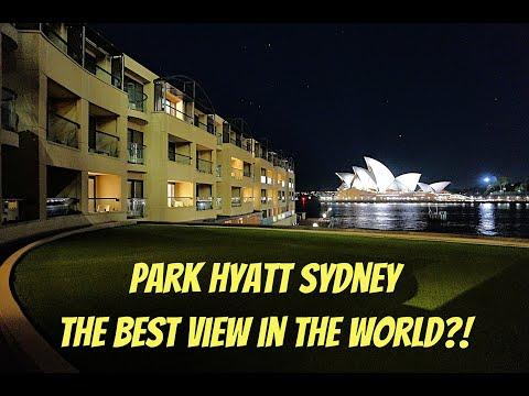 Review: Park Hyatt Sydney In 4K!