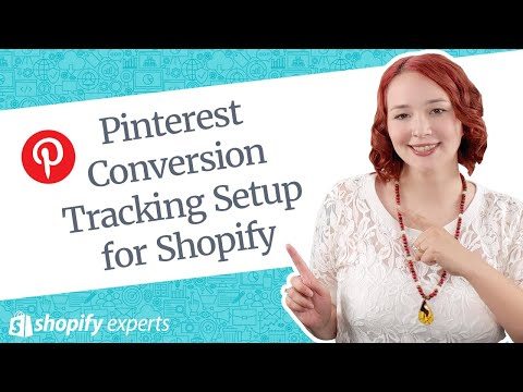 Pinterest Conversion Tag Setup for your Shopify Store thumbnail