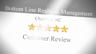 Bottom Line Realty & Management Review Carmel Charlotte NC