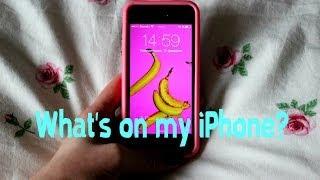♥ Что в моем айфоне? / What
