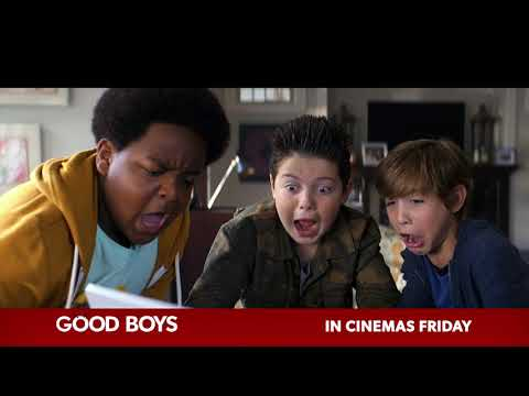 "Good Boys - ""Kissing Party"" TV Spot - In Cinemas Friday"