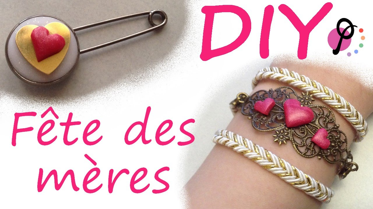 diy 10 deux id es de cadeaux pour la f te des m res avec youtube. Black Bedroom Furniture Sets. Home Design Ideas