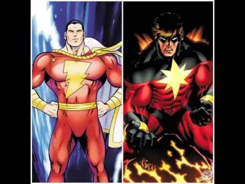 marvel comics y sus personajes