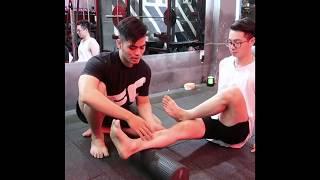 [SICC010] Làm sao để cổ chân linh hoạt hơn khi tập luyện ?