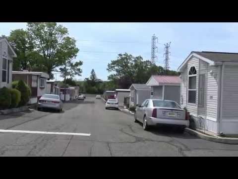 Walk with me  thru Edison Mobile Estates, Edison, NJ