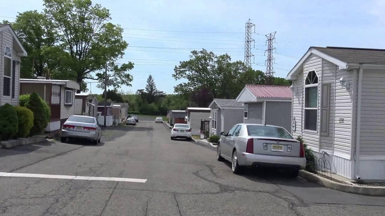 Walk With Me Thru Edison Mobile Estates, Edison, NJ   YouTube