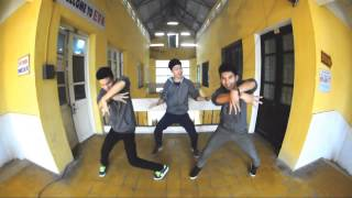 Cho Con - Choreography by LP from St.319 - Happy Birthday to Aiden
