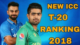 NEW ICC T20 BATSMAN RANKINGS 2018, TOP 10 T20 BATSMAN 2018